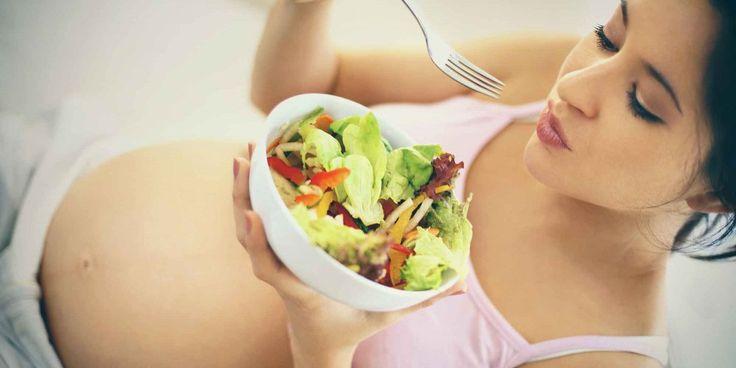 alimentation femme enceinte