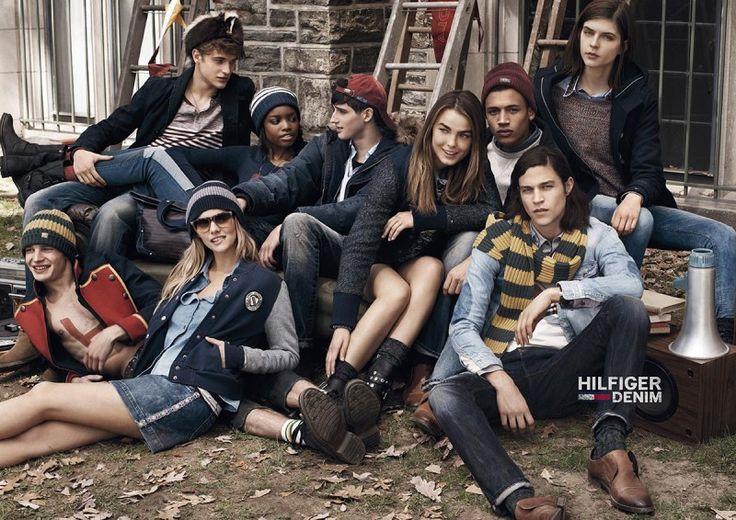 Hilfiger Denim Fall Winter 2013-2014 Campaign | FashionMention