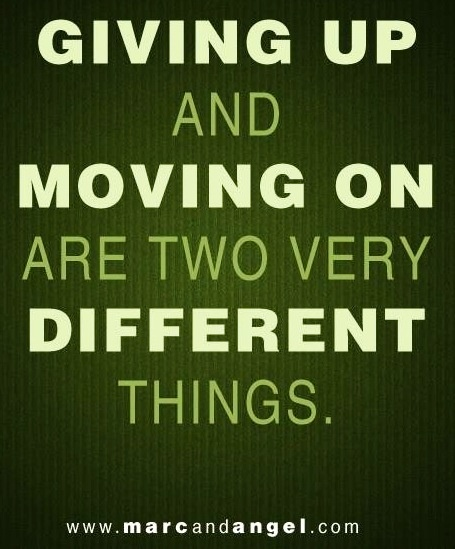 Moving On Quote: 37 Best Let Go And Move On Images On Pinterest