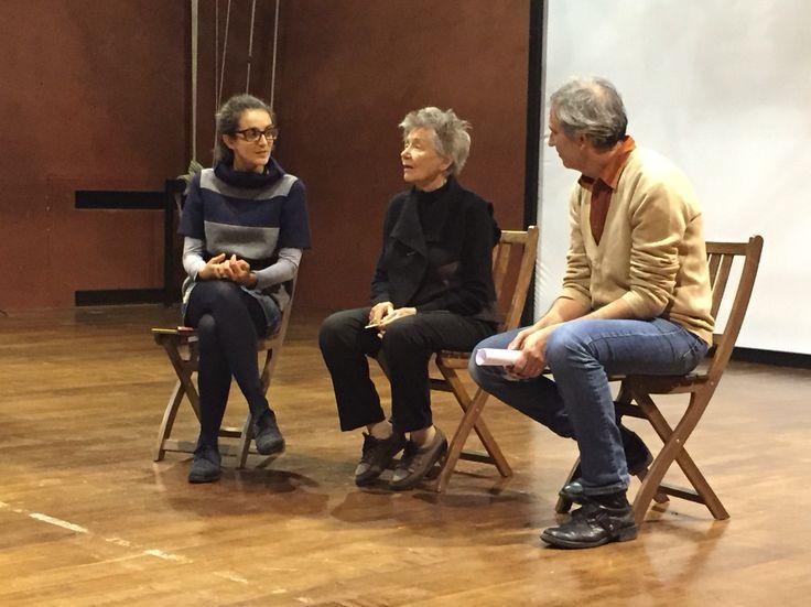Incontro con il pubblico prima della proiezione di Hiroshima mon amour