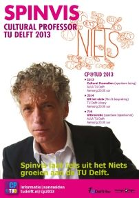 TU Delft: Cultural Professor 2013: Spinvis