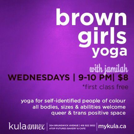 an anti-racist, fat/trans/queer-positive yoga studio? kula yoga's positive space initiative