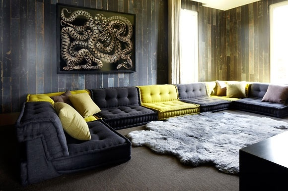 house at yooLakes  Model living for Elle Macpherson | The Sunday Times