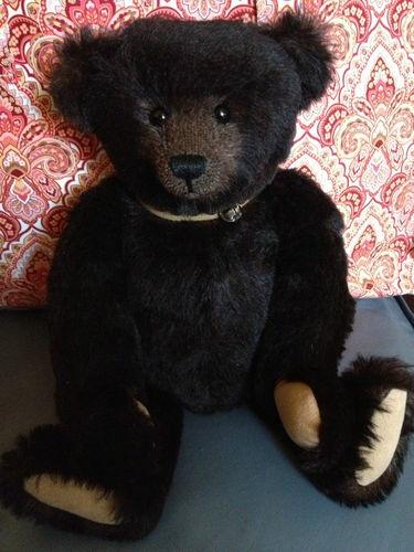 BTB Presents Buddy A Mohair Alpaca Bear by Kathleen Wallace of Stier Bears   eBay
