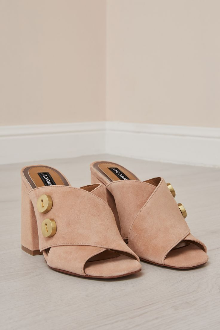 BUTTON HYPNOSIS WEDGE nude