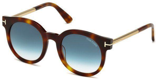 Schlussverkauf Sortendesign Stufen von Tom Ford Damen Sonnenbrille »Janina FT0435«   Fashion ...