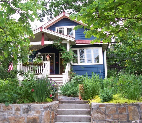 1000 images about casas am ricanas on pinterest - Casas con porche ...