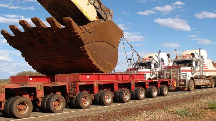 World Biggest Equipment Monster Liebherr Mining Excavator Bucket Process