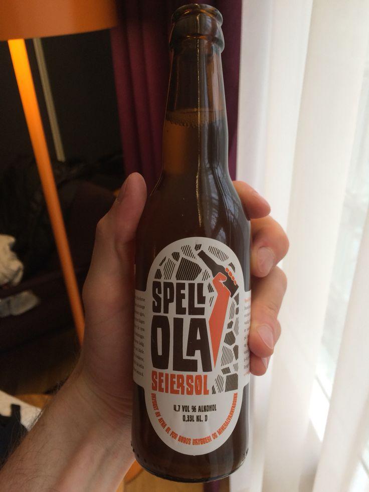 Spell Ola Seiersol, Norway