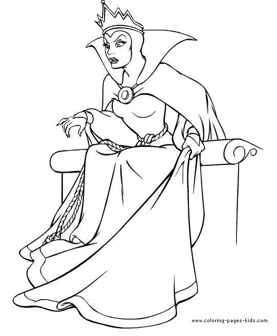 115 best snow white coloring pages images on Pinterest Drawings