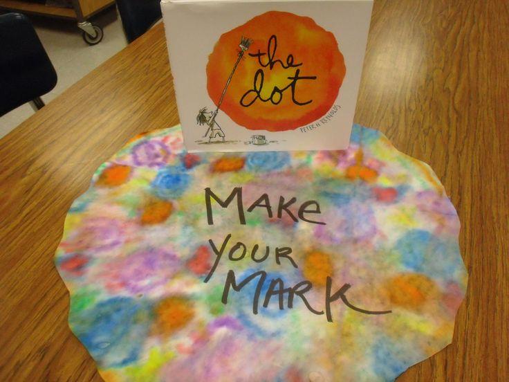 International Dot Day - Dryden Art