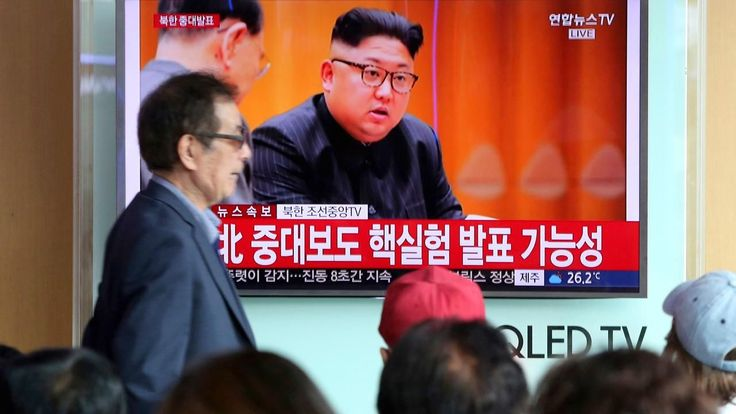 FOX NEWS: UN Security Council calls emergency meeting after North Korea claims successful hydrogen bomb test The U.S. among other partner countries have called for an emergency meeting of the United Nations Security Council in the wake up North Korea claimed Sunday it successfully detonated a hydrogen bomb.