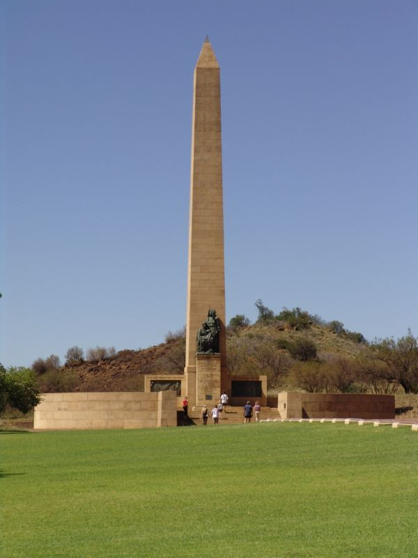 National Womens Memorial and Anglo Boer War Museum