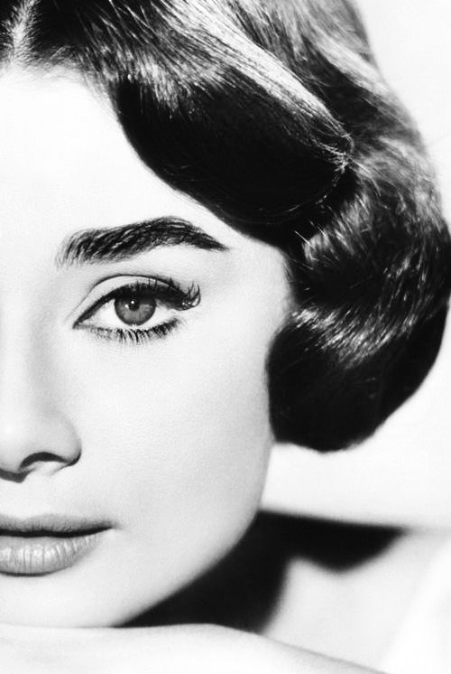 Audrey Hepburn for Love in the Afternoon, 1957