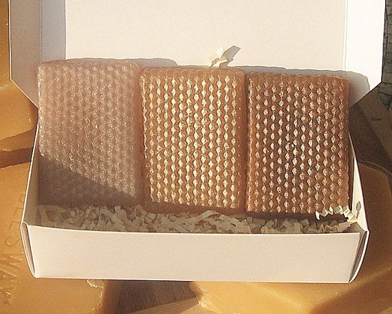 Honey Bar Assortment Gift Box by daisycakessoap, $12.00