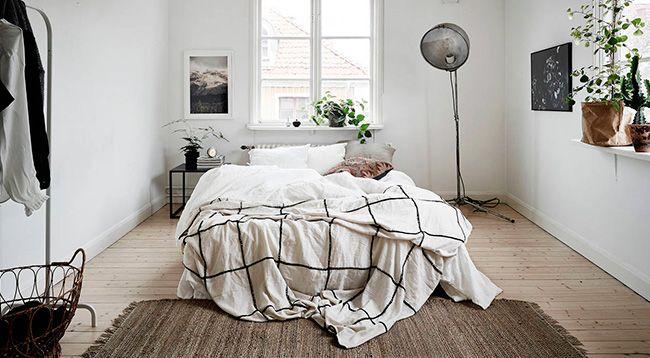 Is de slaapkamer toe aan een nieuwe look en ben je net als wij fan van alles uit het hoge noorden? Met deze tips creëer je een Scandinavische slaapkamer!