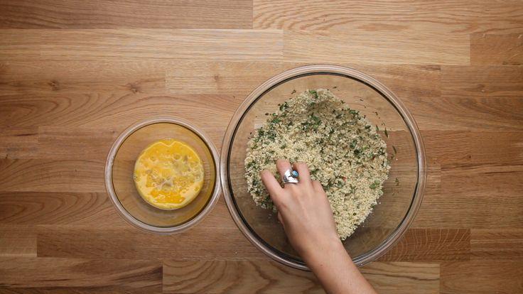 Garlic Parmesan Zucchini Chips Recipe by Tasty