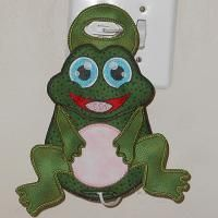 Frog Phone Charger | All Sew Crafty