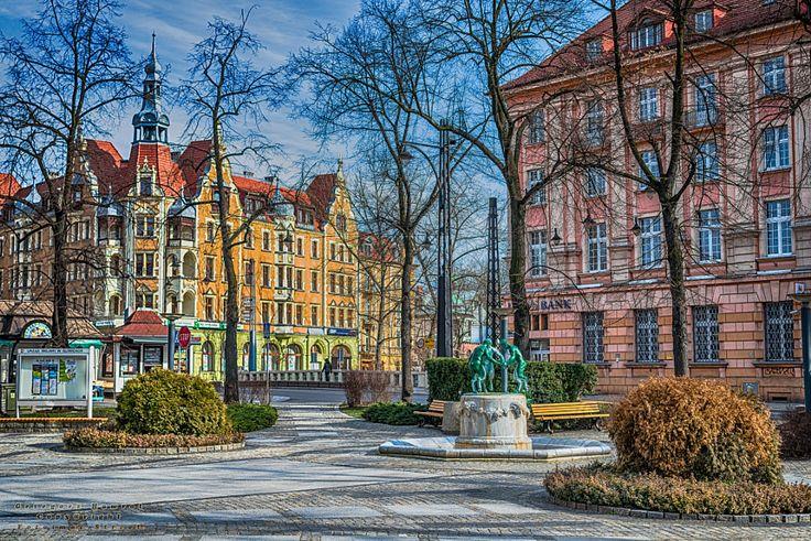 Gliwice, Zwycięstwa, Fauny, Polska by Grzegorz Hawrot (Poland)