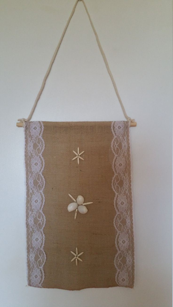 African Boho Tribal Wall Hanging by EkentaiDesigns on Etsy