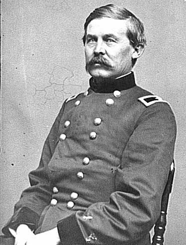 an overview of the generals during the civil war A superb organizer, general george mcclellan proved less proficient during the peninsula campaign and at the battle of antietam during the civil war.