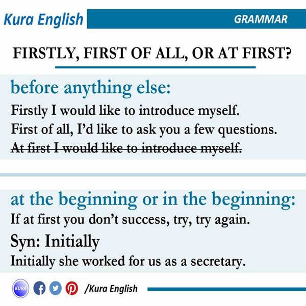 using-firstly-first-of-all-and-at-first