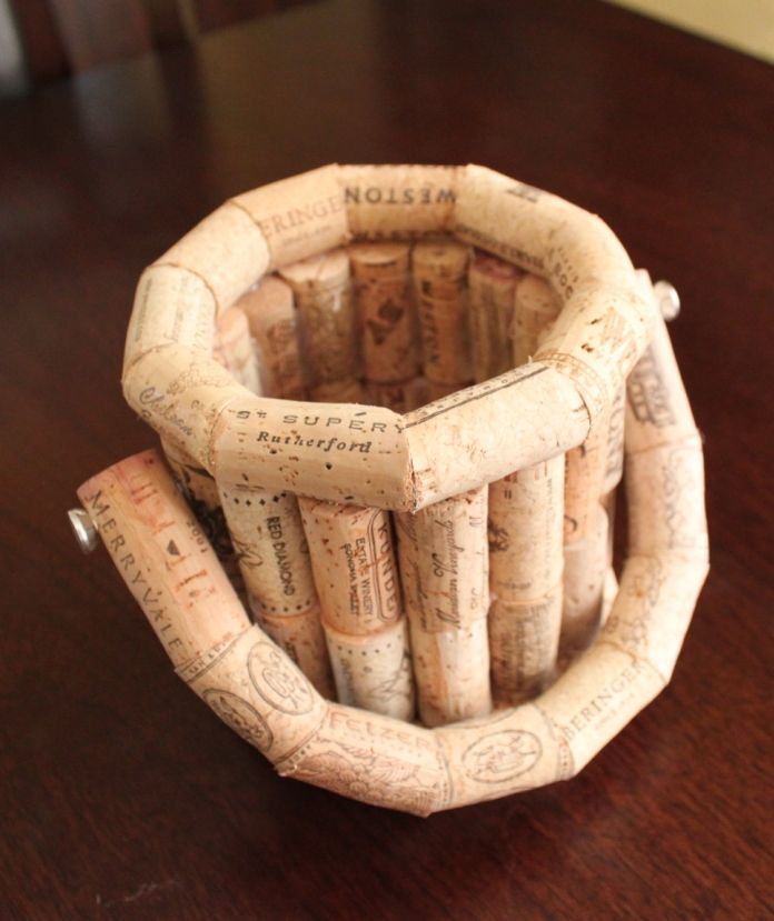 524 Best Making Things With Wine Corks Bottles Barrels