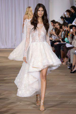 Robe de mariée courte 2016 Ines di Santo