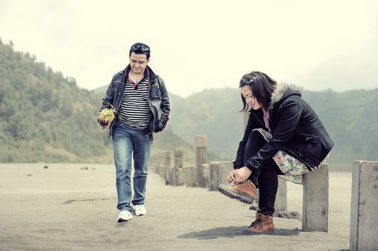 pre-wedding outdoor (gunung bromo)