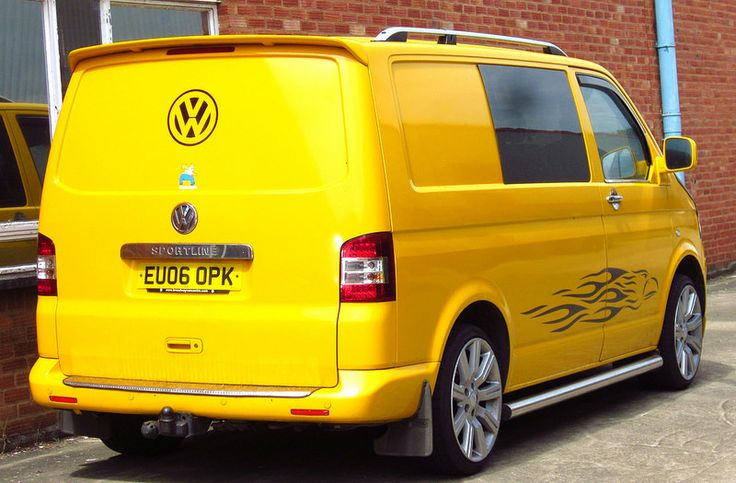 VW Transporter Sportline July 2014 2