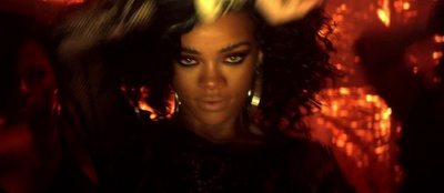 Fierce dancing, half naked men and a banging dance beat, it can only be the new video from Rihanna