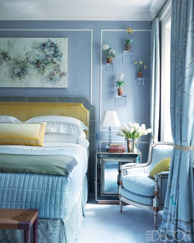 Apartment Blue Book: Walls, Bedrooms And