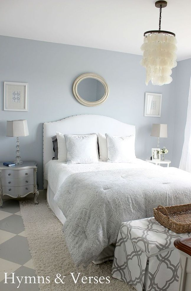 A master bedroom should be a sanctuary where you can retreat from the  craziness of