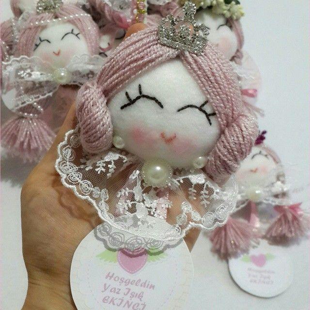 En şekerinden şeker kafalarim  #elemeği #prenses #handmade #bebeksekeri #doğumgünü #bebek #hastahaneodasi