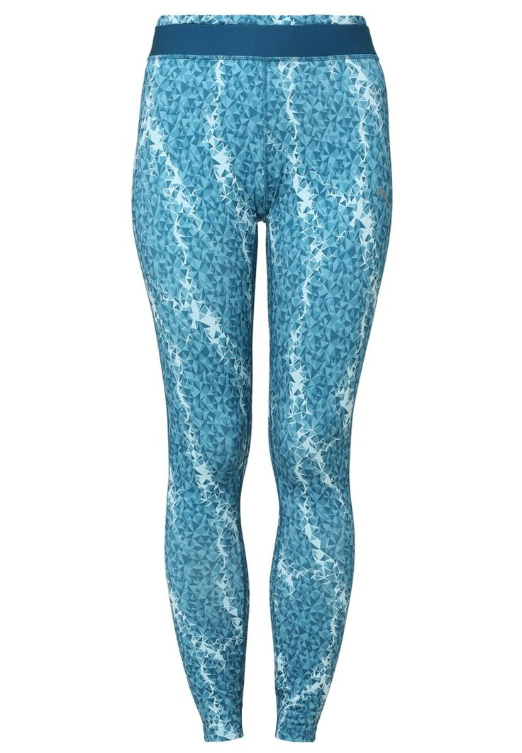Puma ALL EYES ON ME Tights blue coral