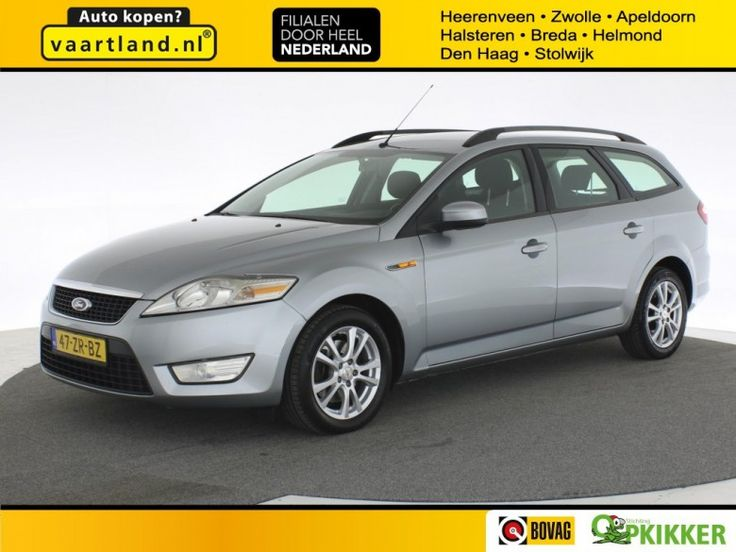 Ford Mondeo  Description: Ford Mondeo (J) WAGON 2.0 TDCi Trend [ climate trekhaak ]  Price: 118.37  Meer informatie