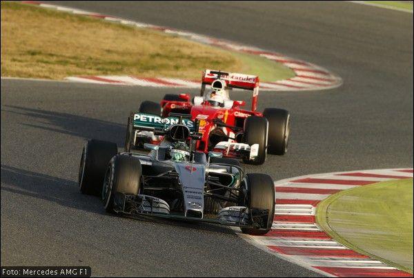 Wolff non si stupirebbe di vedere Rosberg alla Ferrari!
