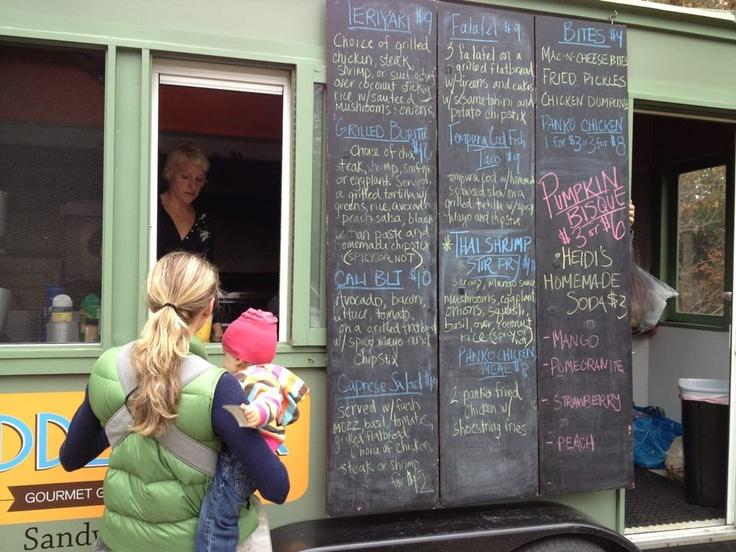 Food Truck Falmouth Ma