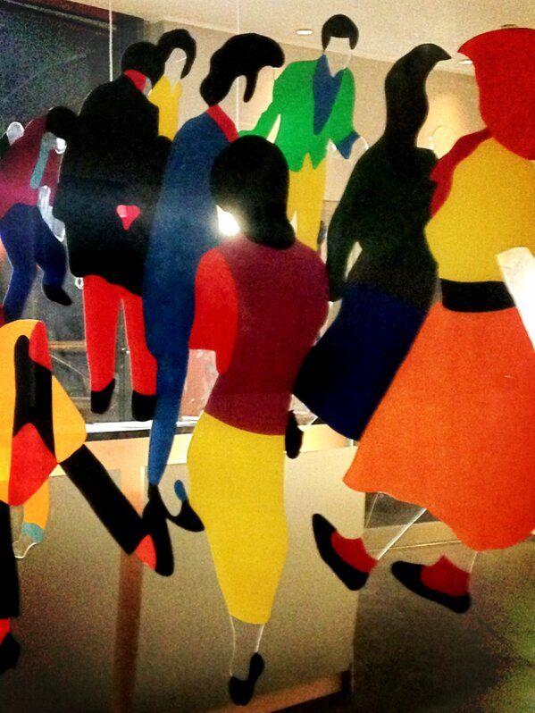 Arte contemporanea al @thehubhotel milano