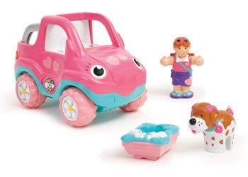 Buy Wow Toys Pennys Pooch n Ride by WOW Toys online and browse other products in our range. Baby & Toddler Town Australia's Largest Baby Superstore. Buy instore or online with fast delivery throughout Australia.