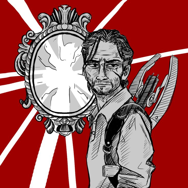 My art with Detective Sebastian Castellanos, from the game The Evil Within 2 #theevilwithin2 #sebastiancastellanos