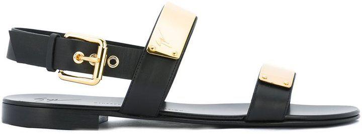 Giuseppe Zanotti Design 'Zak' sandals