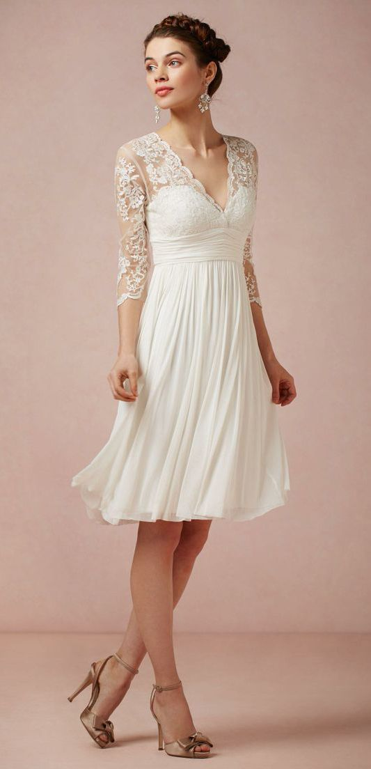 Unique Winter Wedding Dresses Under $1500