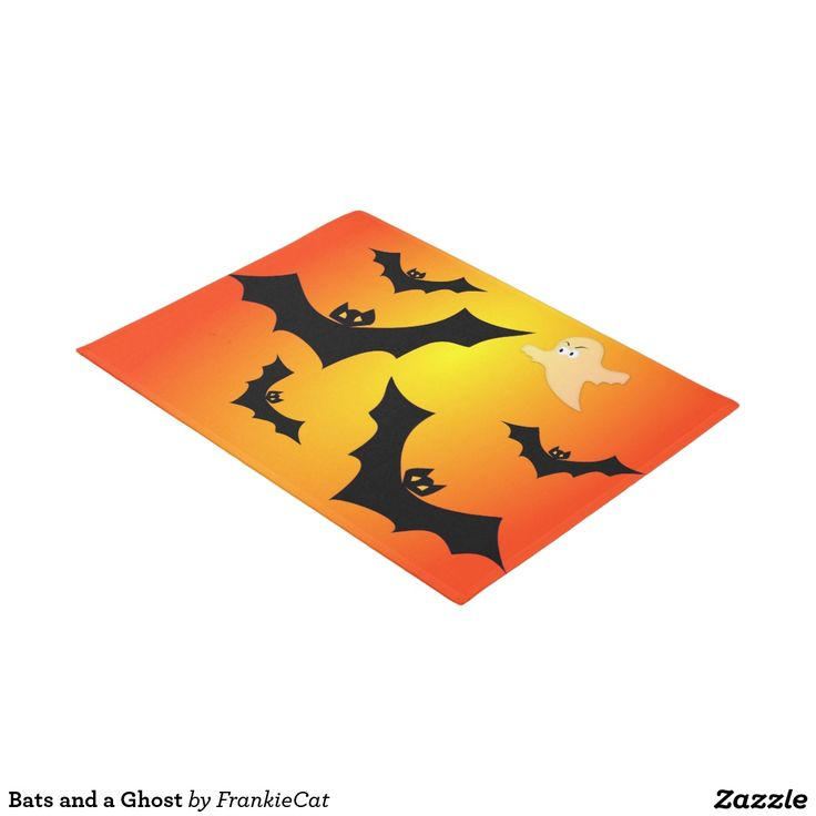 Bats and a Ghost Doormat