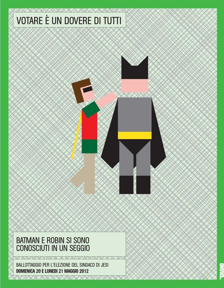 batman votes