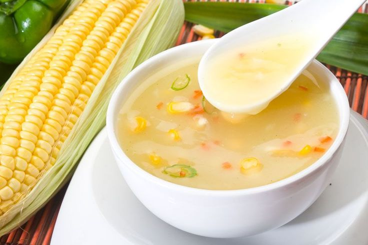 sweet corn soup - Google Search