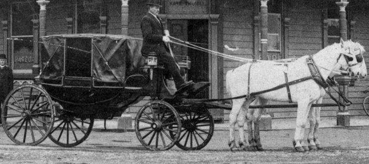 Thames NZ: Genealogy & History Resources: Thames (NZ): Second Look - Brian Boru Hotel 1910