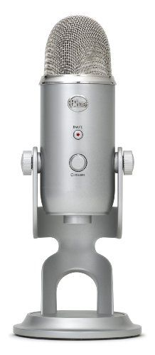 Blue Microphones Yeti USB Microphone - Silver Blue Microphones http://smile.amazon.com/dp/B002VA464S/ref=cm_sw_r_pi_dp_QPs6tb17P04F6