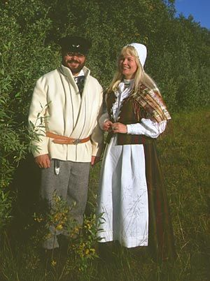 Kven people and Forest Finns