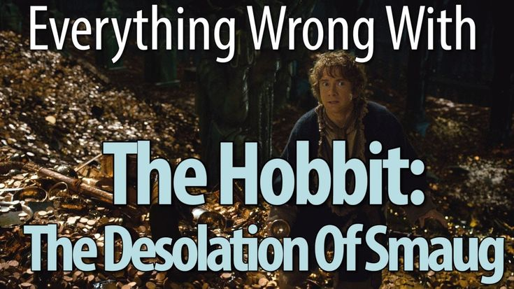 Everything Wrong with 'The Hobbit: The Desolation of Smaug' in About 12 Minutes
